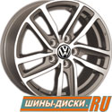 Литой диск для автомобилей vw replay VV161 GMF