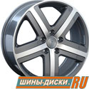Литой диск для автомобилей vw replay VV1 FGMF
