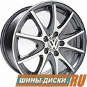 Литой диск для автомобилей vw replay VV43 GMF