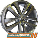Литой диск для автомобилей vw replay VV44 GMF