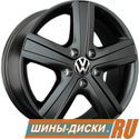 Литой диск для автомобилей vw replay VV59 MB