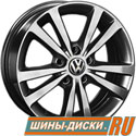 Литой диск для автомобилей vw replay VV68 GM