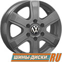 Литой диск для автомобилей vw replay VV74 GM