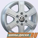 Литой диск для автомобилей vw replay VV74 S