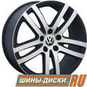 Литой диск для автомобилей vw replay VV88 BKF