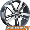 Литой диск для автомобилей vw replay VV89 GMF