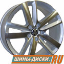 Литой диск для автомобилей vw replay VV89 S